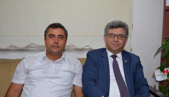 MHP Milletvekili Aycan: Ceyhan Nehri'nde azalan su seviyesi endişe verici
