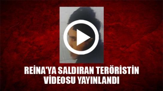 Son dakika: Reina'ya saldıran teröristin videosu